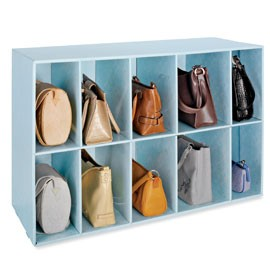 Makeup Organization Ideas on Purse Storage And Makeup Brush Ideas   Stylishly Haute Fashiongasms